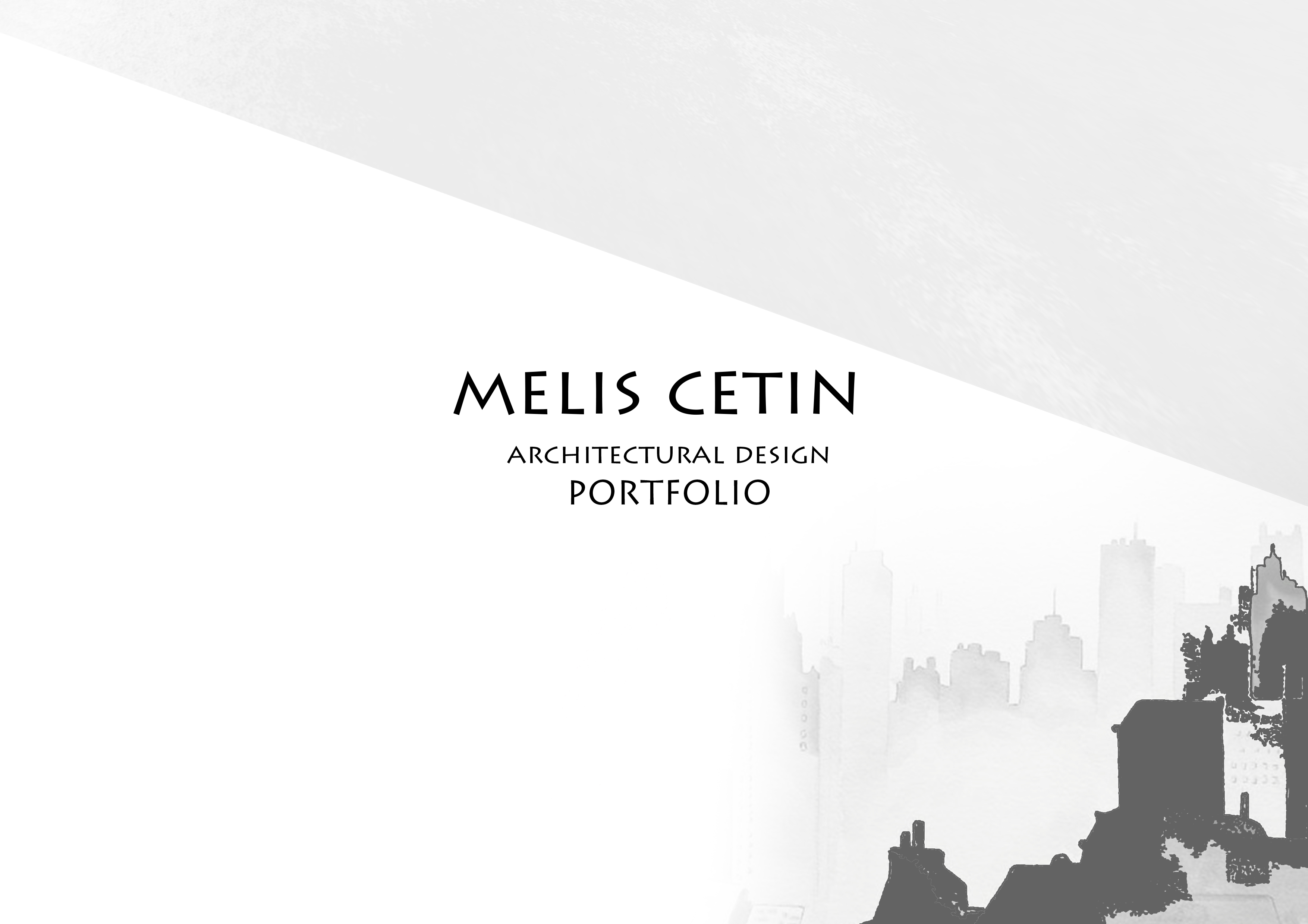 Portfolio Melis Cetin